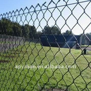 Multifunctional galvanized chain link fencing for wholesales