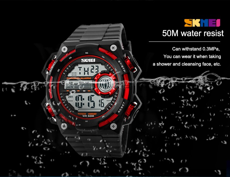 Alibaba Express 3 Atm Waterproof Digital Sport Watches Shop Online
