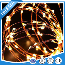 Invisible led string lights led copper wire twinkle light 12 v 100 metres