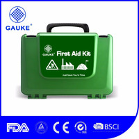 Plastic Carrying Case First Aid Kit Box Easy To Take