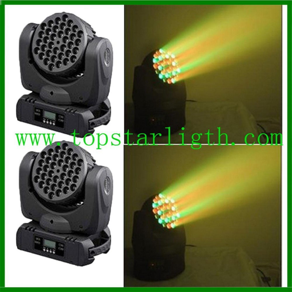 Dj Pro Lighting 36*<strong>3W</strong> RGBW <strong>Led</strong> Mini Beam Wash Moving Head wholesale on china market