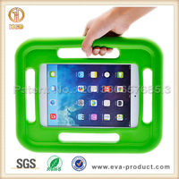 For Apple iPad Mini 1 and Mini 2 Handheld Soft Plastic Carrying Case