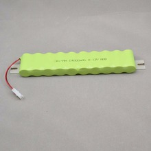 High temperature 12v Nimh battery pack for Emergency lighting