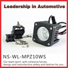 Factory price!! New 10W Led Work light led driving light off road for Truck LED work lamp for ATV Machine