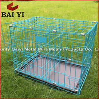 Wholesale XXL Galvanized Dog Crate for Sale