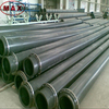 Wear Resistance UHMWPE Tube/Pipe used in copper mining tailings