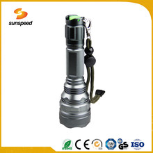 Head Seal Ring Rechargeable Torch Light with American LED Chip Use For Outdoor Activities
