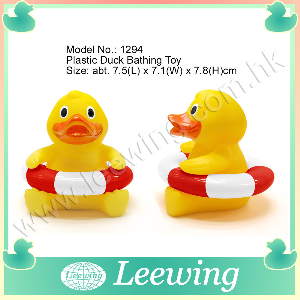 Customized Duck Toy Funny Bath Kids Duck Toy