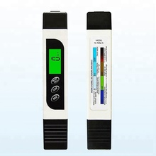 Pocket Pen Type Water Quality TDS EC Conductivity Tester <strong>Meter</strong> with Backlight LCD Monitor