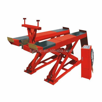 Best quality upright car scissor lifts manufacturer