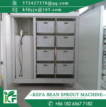 newly bean sprout machine / peeling machine mung bean skin / bean sprouter