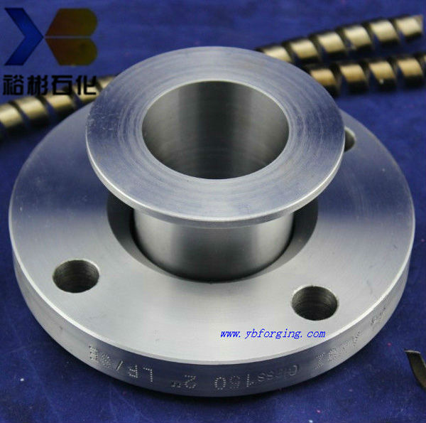 ASME B16.5 Class150 Forged Carbon Steel Loose Flange Wth Stub End