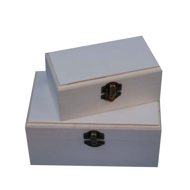 Wholesale wooden chocolate box with best quality