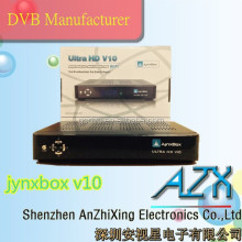 satellite receiver full hd 1080p jb200 module dual media server jynxbox ultra hd v10