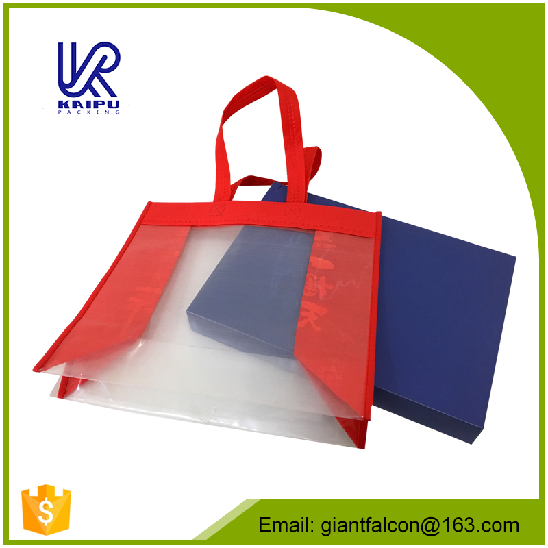 Hot sale laminated polypropylene tote bag with best price China manufacturer