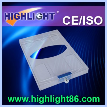 HIGHLIGHT S004 Anti-theft CD/ DVD boxes Cassette safer/ Security Safer Case