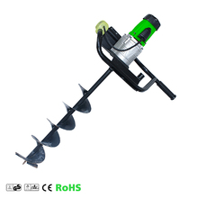 1200W Electric hand manual soil earth auger