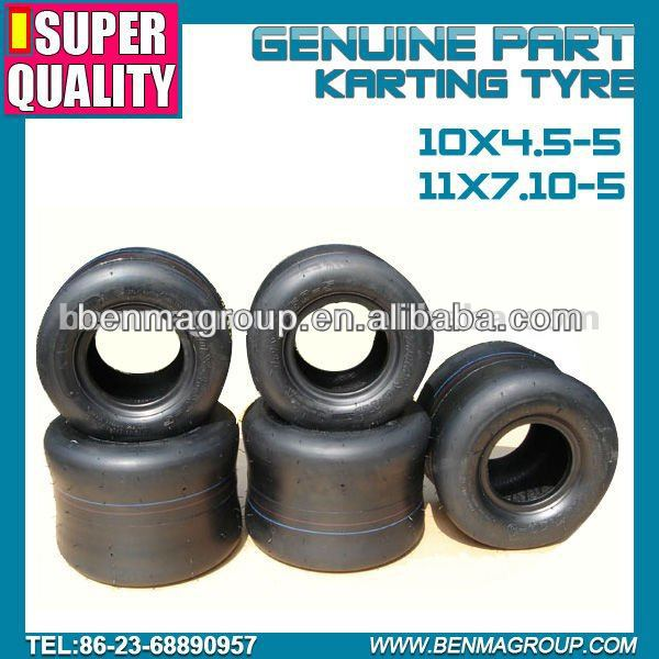Wholesale Go Kart Tires ,Good Quality Racing Go Karting Tires 10*4.5-5/11*7.1-5