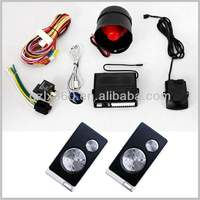 gsm alarmanlage auto / alarm system in car WITH car alarms remote