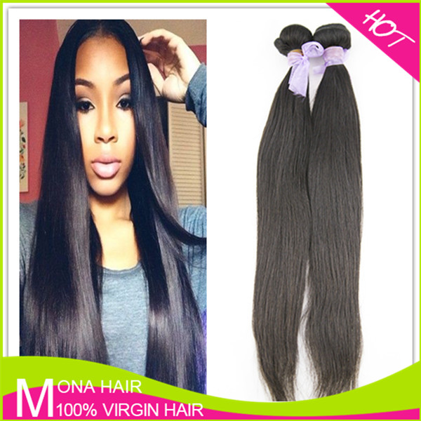 Top Quality 100% Mona Hair Aliexpress Hair Extensions Brazilian <strong>Human</strong>