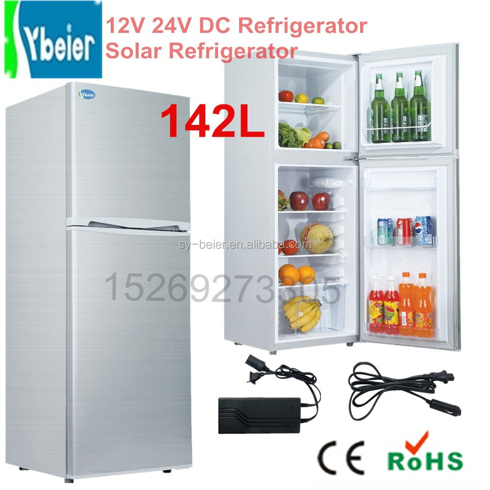 142L DC solar <strong>refrigerator</strong>