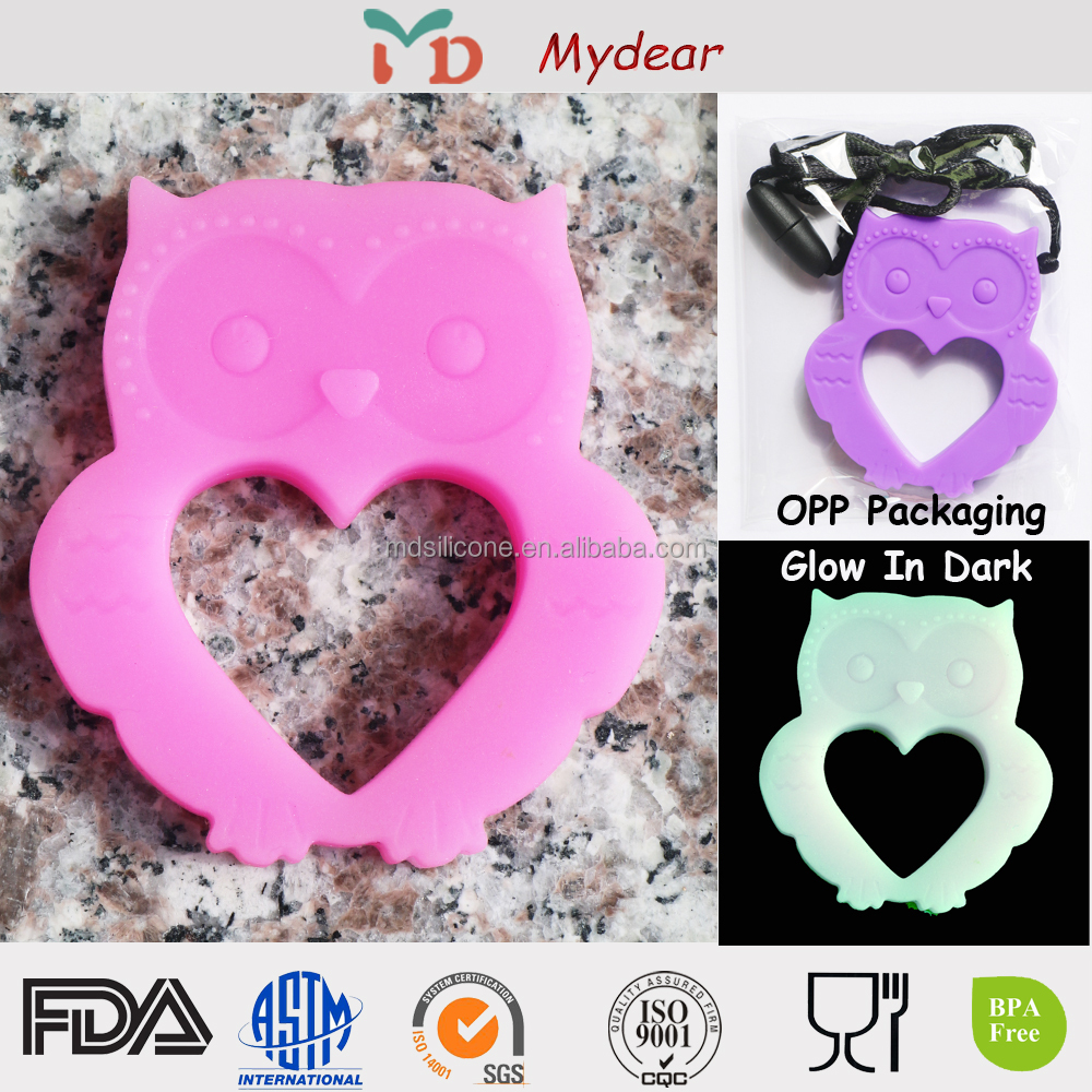 Promotional Gifts Item 2015 Baby Teething Toys Set, Silicone Teething Ring Toys For Kids/Baby In High Quality