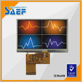 4.3 inch standard tft lcd type with 480x272 resolution