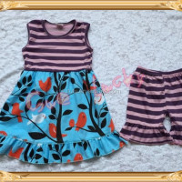 Bird Fabric Childrens Clothing Boutique Kids