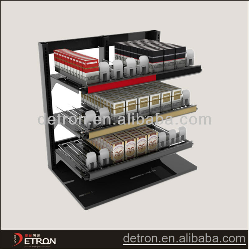 Hot sale Affordable OEM metal cigarette rack stand for sale