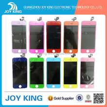 Best price wholesale color lcd for iphone 5 lcd assembly and digitizer for iphone 5g lcd display