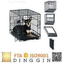 Stainless stell dog cage for sale cheap