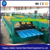 Roof Construction Equipment Color Steel Plate Corrugated Iron Cold Roofing Sheet Making Machine with low consumption