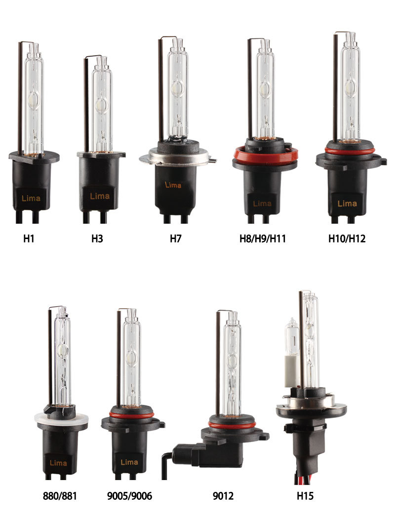 All Kinds of Bulb Type 35W/55W Normal/Slim denso hid xenon ballast bulbs
