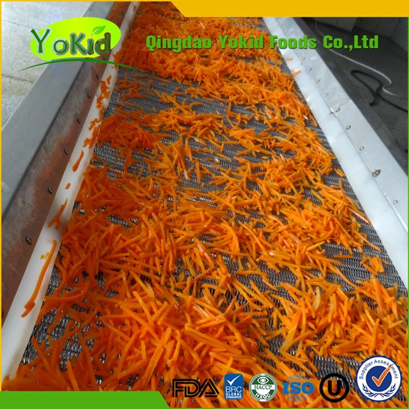 Iqf Vegetables Iqf Frozen Freezing Carrot