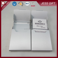 New Arrival Cheap Metal name Card Holder For Business