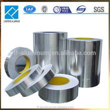 10 Micron Aluminum Household Foil Rolls For Food Package