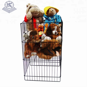 OEM large capacity durable doll display rack