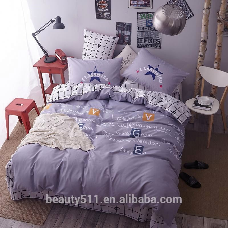 hotel cotton bedding linen set duvet cover bed sheet pillowcase and towels supplies BS191