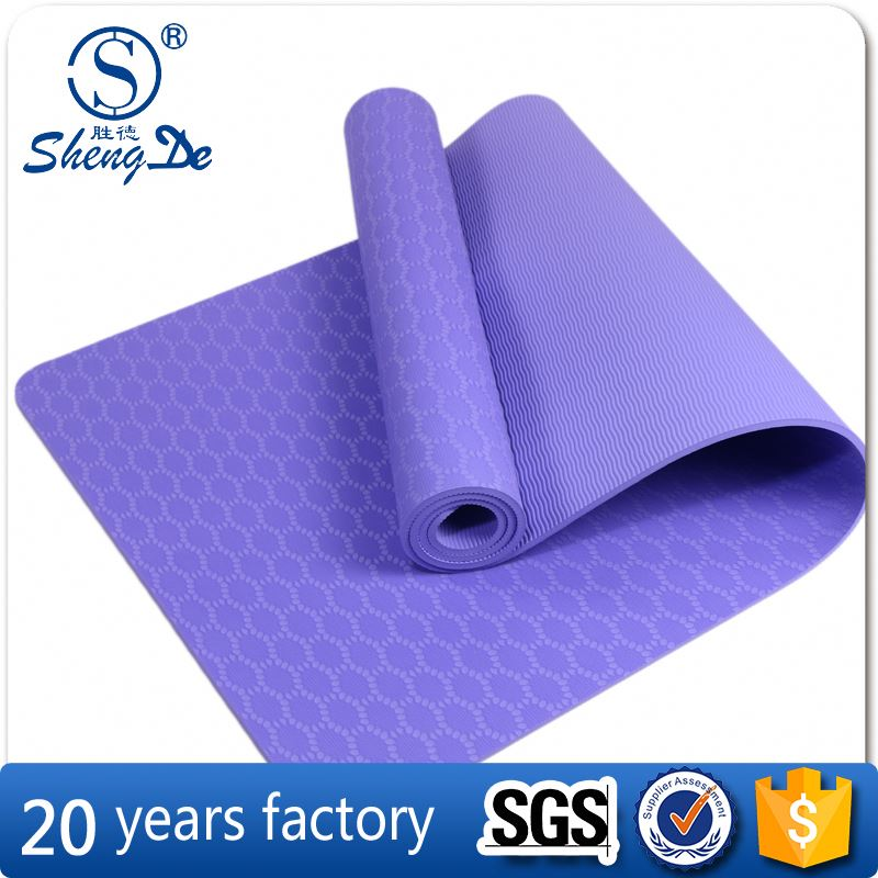 organic cotton yoga mat wholesale china