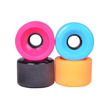 MS2505 78A 65*51mm Skateboarding Cruiser Skate Board Wheels Best Skateboard Wheels For Street