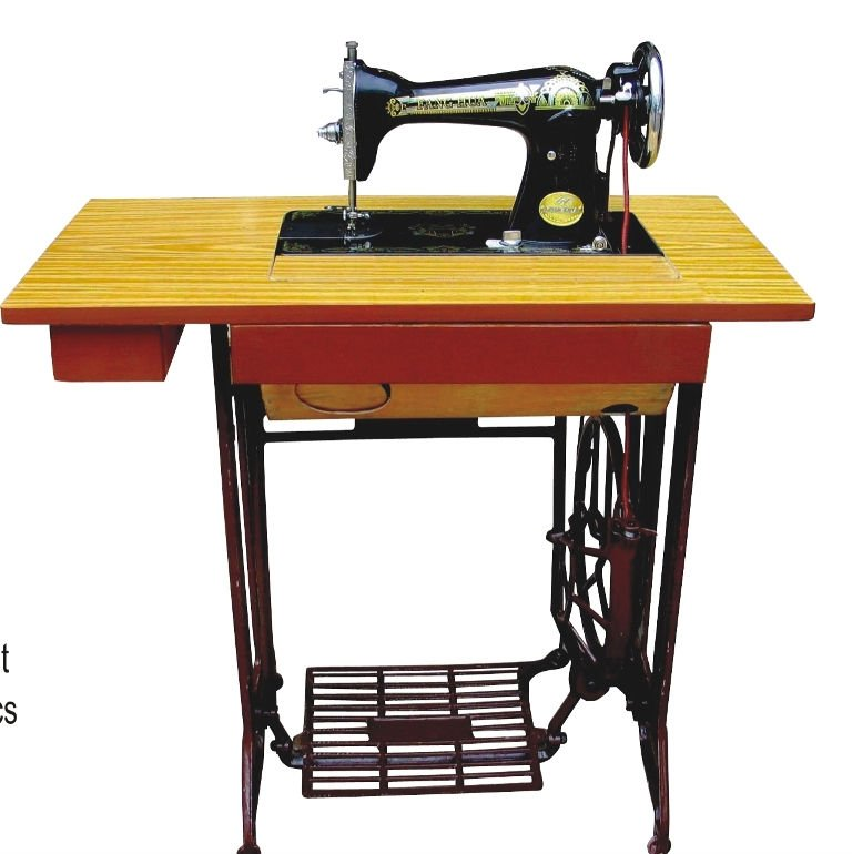 Table And Stand Of Garment Domestic Korea Sewing Machine ...