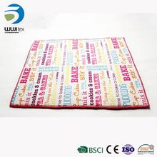 household high quality modern custom kitchen placemat table dish mat