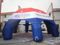 inflatable tent pub , LZ-E1253 custom large inflatable car cover tent