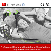 Consumer electronics products bluetooth stereo mp3 sport headphones for all smartphones