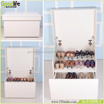 Factory direct wholesales giant shoe box cabinet cheap price