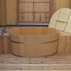 Wooden freestanding bathtub KB-900 ( Japanese traditional style ), Distributors wanted