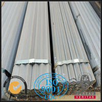 galvanized steel angle bars cold rolled equal steel angle iron with grade EN S235JR S355JR
