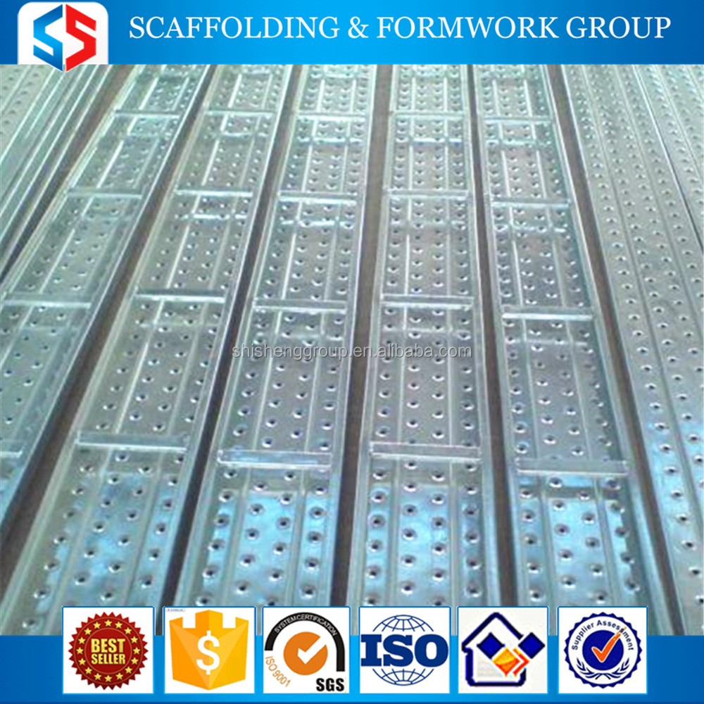 Tianjin SS Group Newest large capacity hot dip galvanized steel Springboard