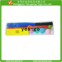 most popular products for kids boy sport toy EVA foam baseball bat with ball
