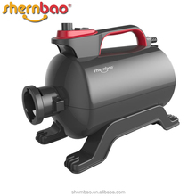 Shernbao SHD-2800P powerful and amazingly quiet Pet hair dryer machine